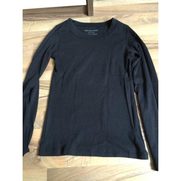 schwarzer Longsleeve von vero moda