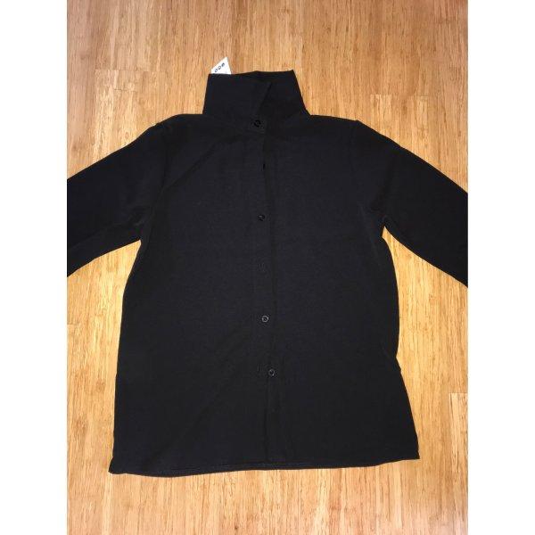 schwarzes Hemd Boohoo