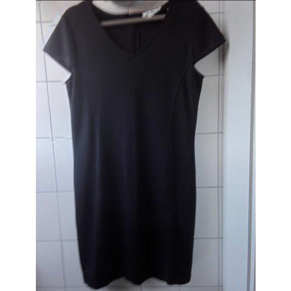 schwarzes Kleid figurbetont  NEU