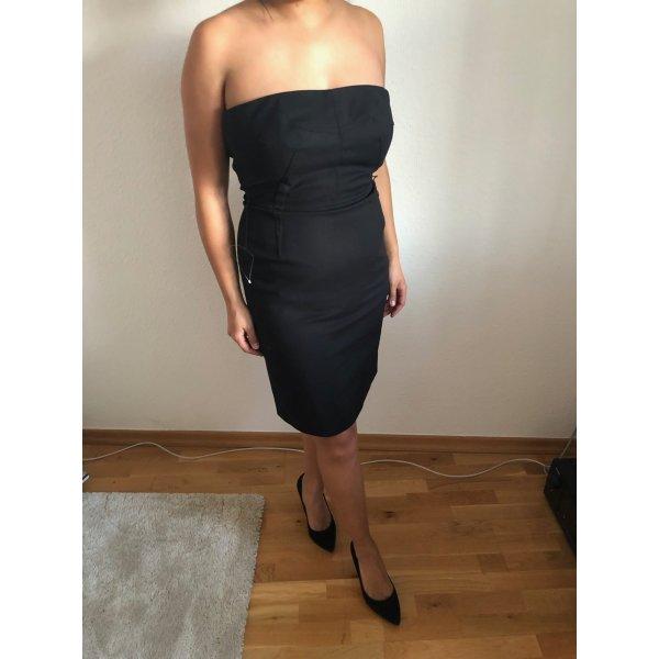Schwarzes Kleid Michael Kors
