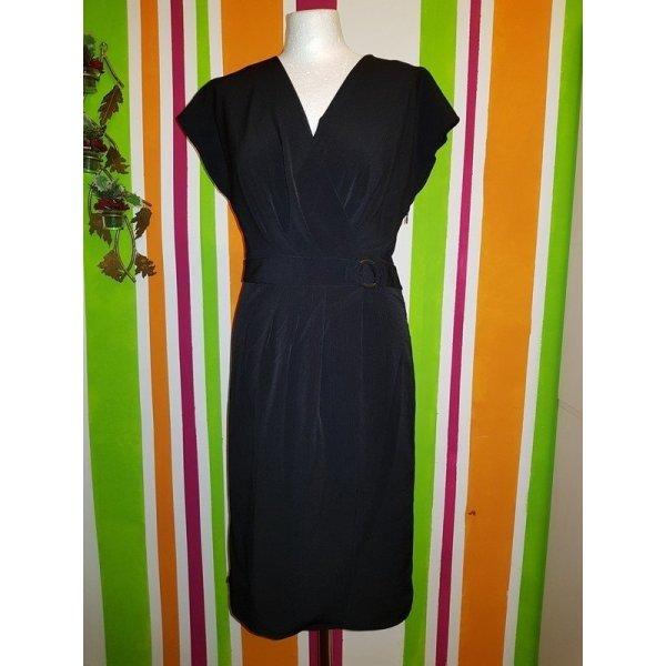 Schwarzes Kleid Vero Moda Gr. M (38) Neu Minikleid Casual Büro Sommerkleid
