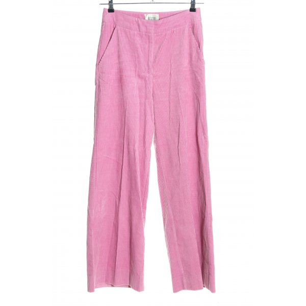 Second Female Cordhose pink Casual-Look