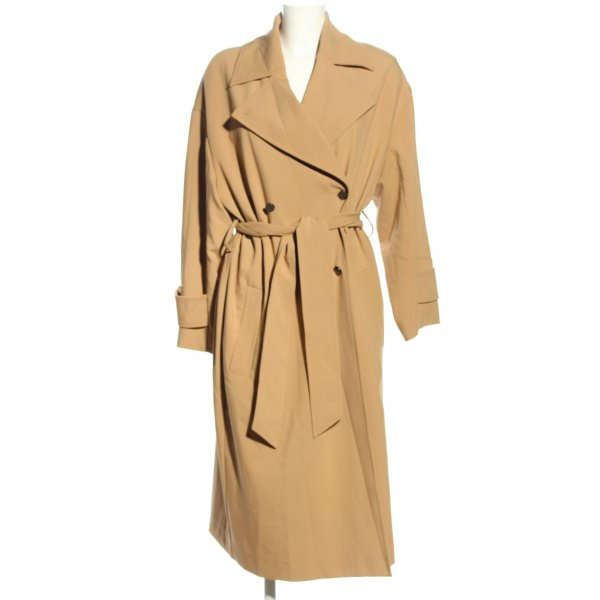 Second Female Trenchcoat wollweiß Business-Look