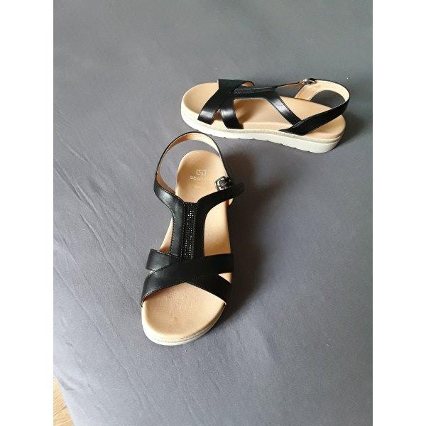 Sehr bequeme Sandaletten aus Portugal