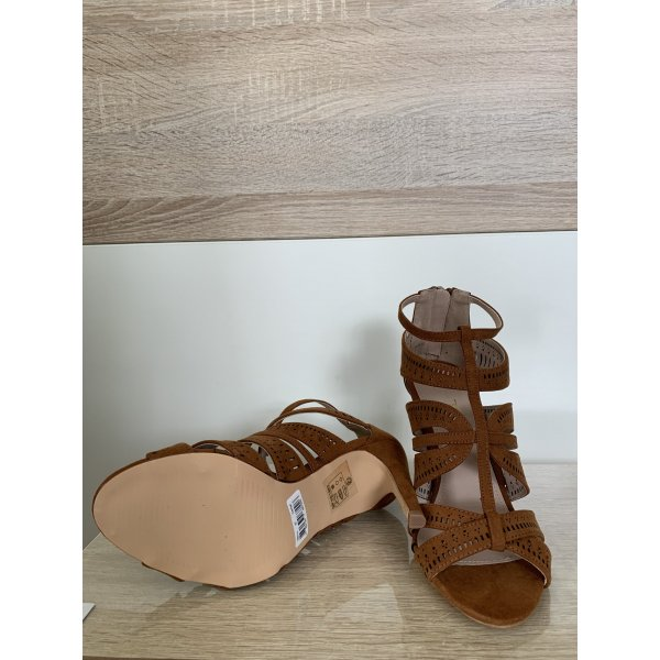 Sehr schöne braune Sandaletten