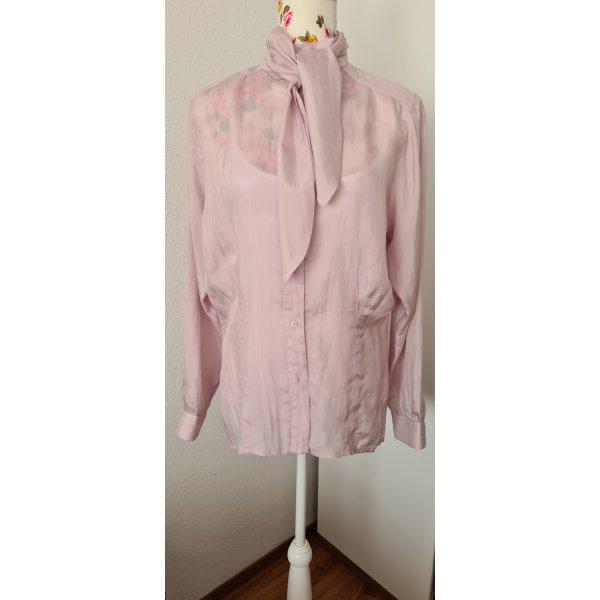 Catherine Silk Blouse light pink silk