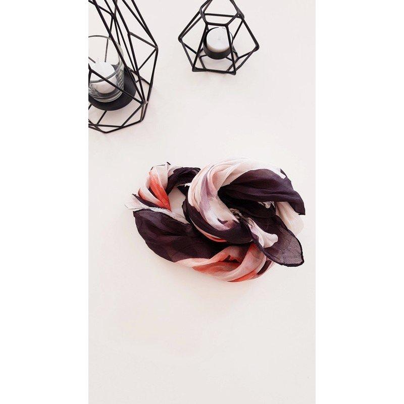 Bijou Brigitte Neckerchief multicolored silk