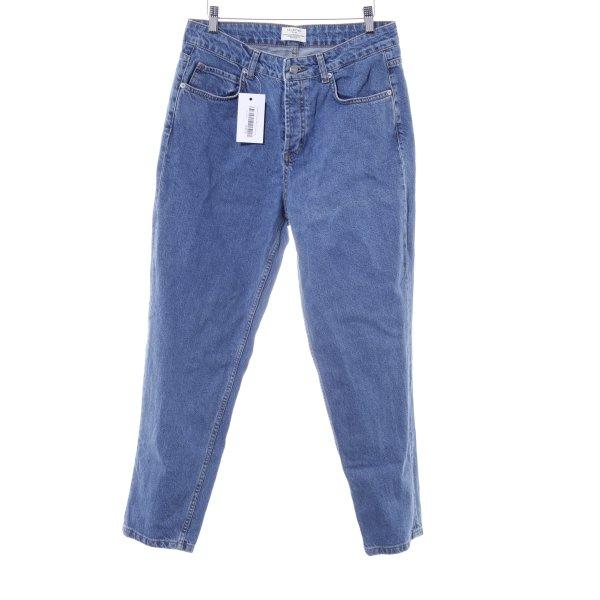 Selected Femme Slim Jeans blau Casual-Look