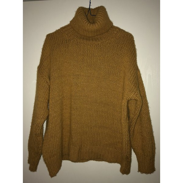 Selected Touch Rollkragenpullover Pulli oversized one Size Np 80€
