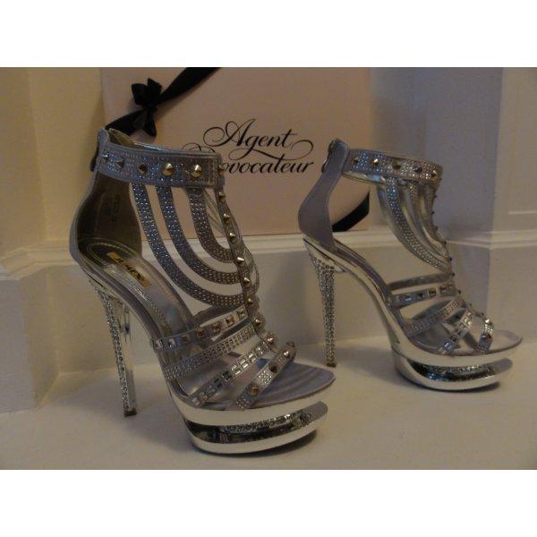°°°Sexy High Heels, Pumps, Strass, Prom Dress, neu°°°