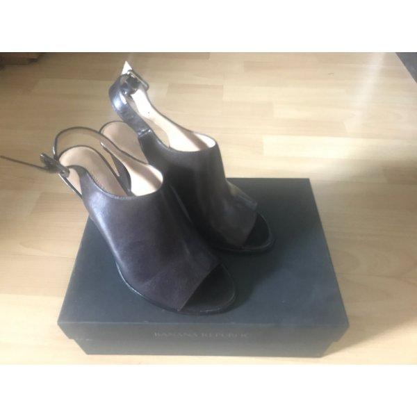 Sexy HighHeel Sandale Peeptoes/Slingback