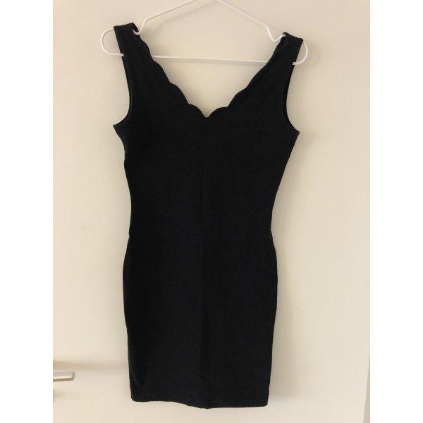 Sexy Kleid, schwarz, Gr. 36