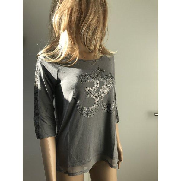 Shirt mit Glimmer