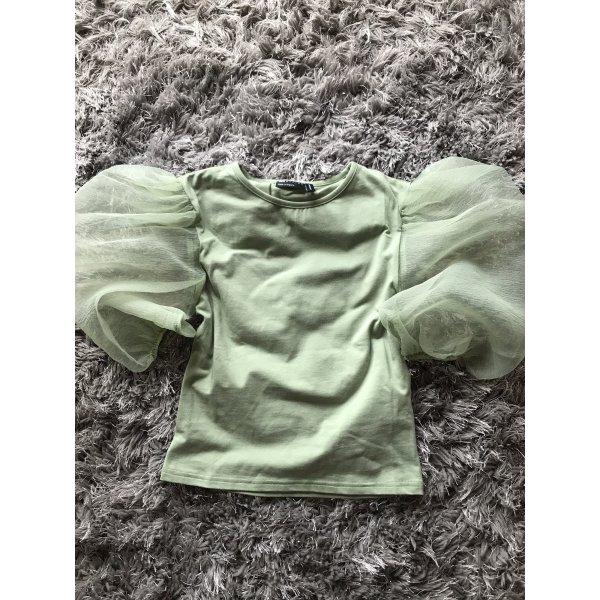 Shirt mit Puffärmeln