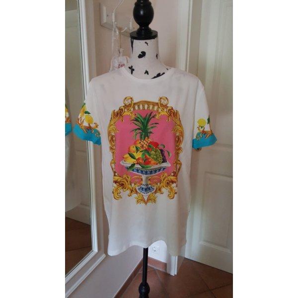 Shirt Zara mit edlem Print L neu
