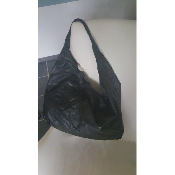 Shopper von Mango schwarz