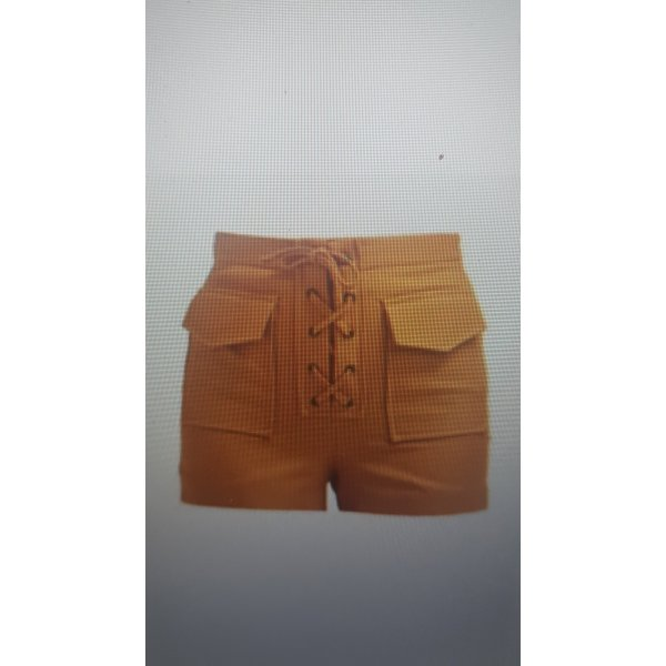 Shorts von TopShop XS/S cognac