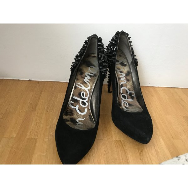 Show stopper high heels with stunning heel decoration Sam Edelman