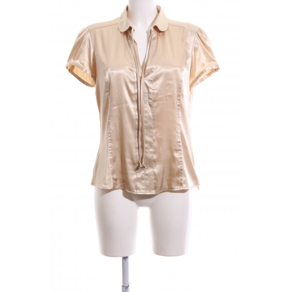 Sienna Kurzarm-Bluse creme Casual-Look