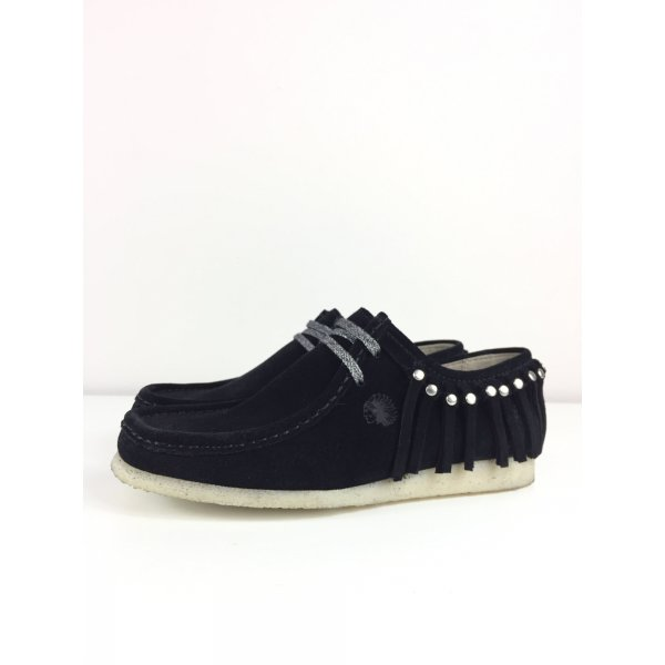 Sioux Grashopper Sneaker Halbschuhe Mokassins Schnürsenkel Schuhe Gr. 38 schwarz