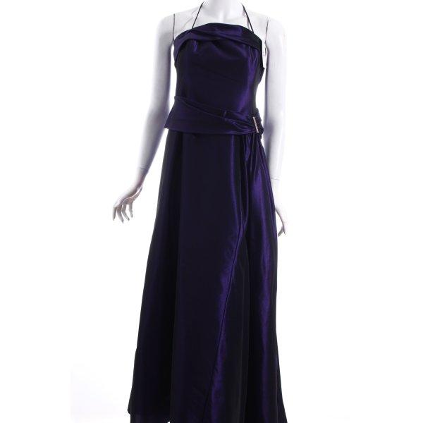 Sixth Sense Abendkleid lila Elegant