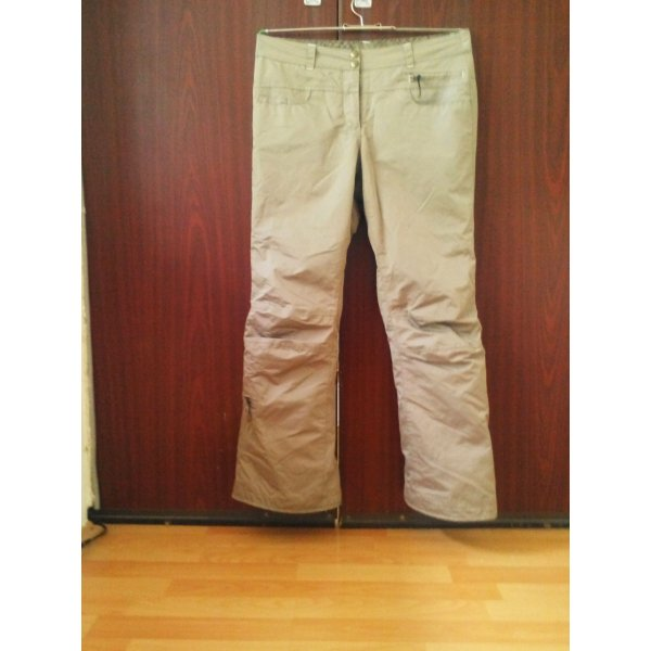 Tchibo / TCM Pantalon thermique beige clair