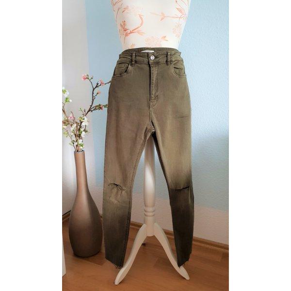 skinny Jeans, Röhrenjeans, highwaist Jeans von Zara