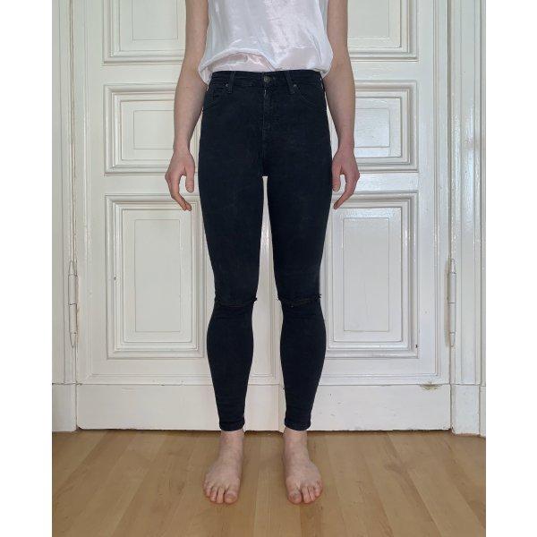 Skinny Jeans Topshop Moto Jamie