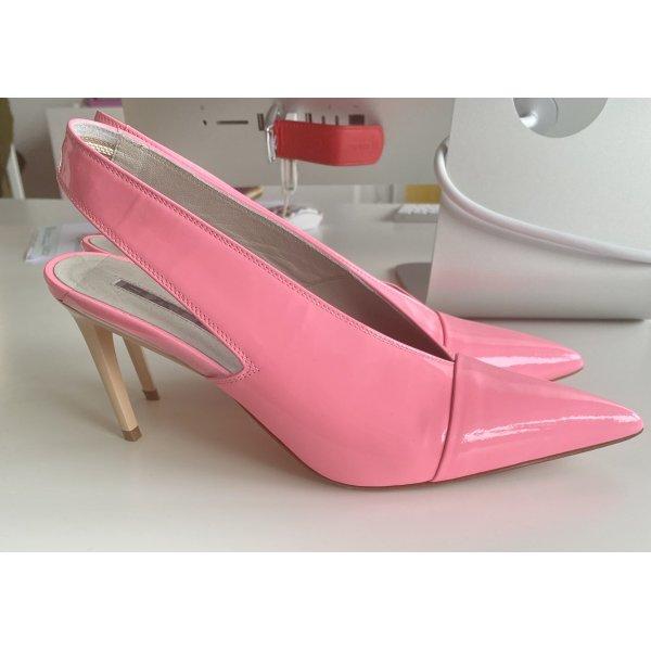 Slingpumps Pink Baldan