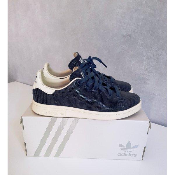 Adidas Originals Sneaker stringata blu Pelle