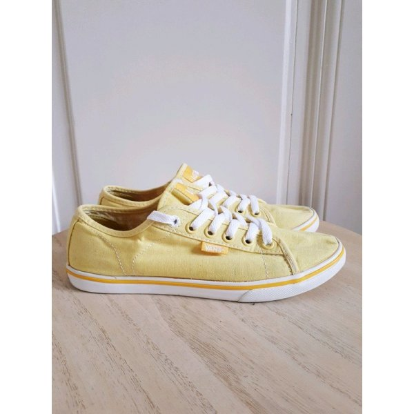 Sneaker Turnschuhe Stoff Vans