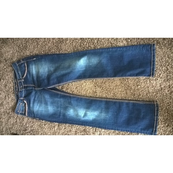 Soccx Jeans dunkel blau