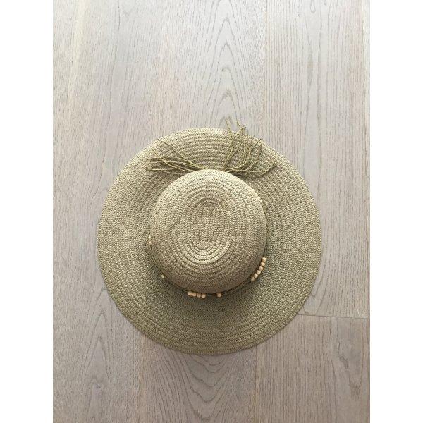 Cappello parasole cachi