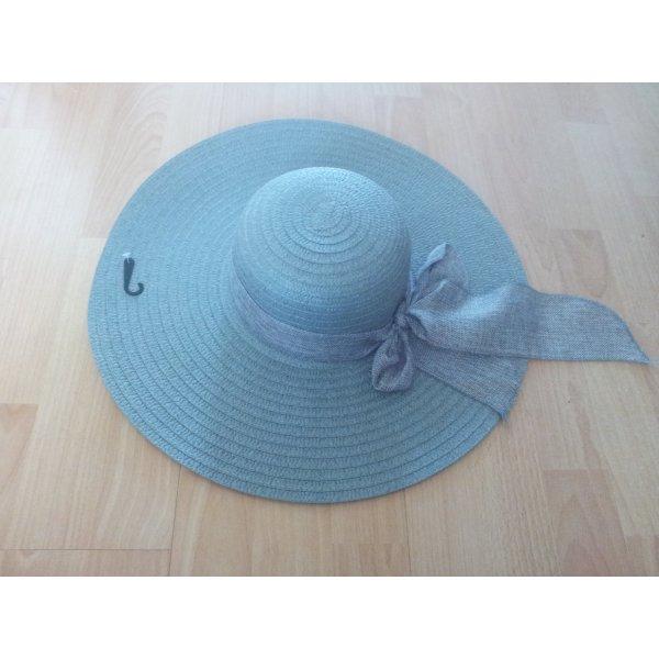 Cappello parasole grigio