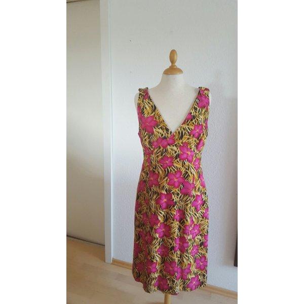 Sommerkleid gemustert von Escada