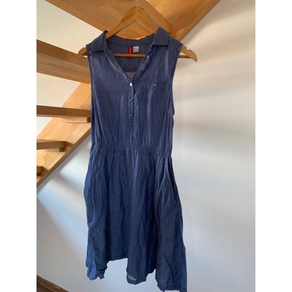 Sommerkleid in Jeansoptik