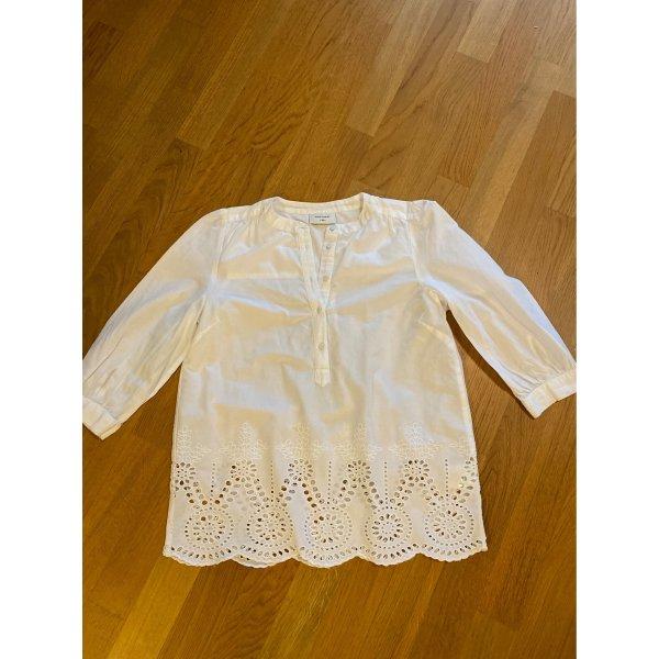 Sommerliche bluse mit Stickereien/ Muster