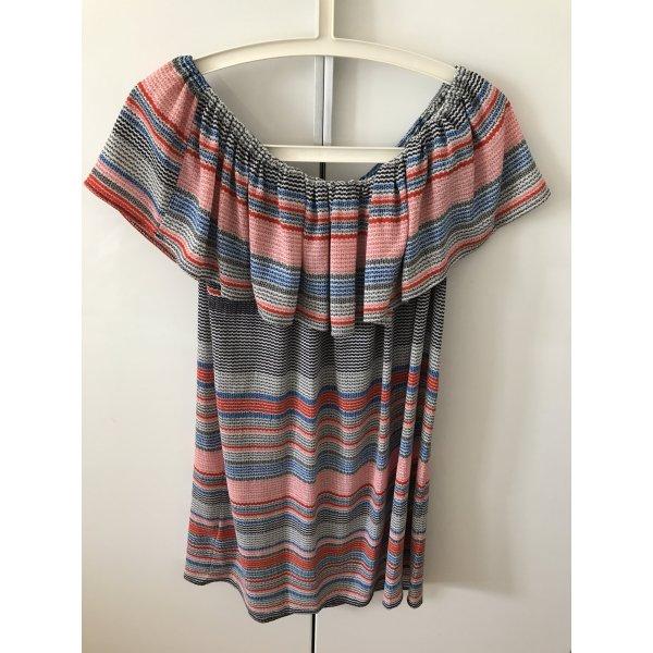 Sommerliches Off-Shoulder Kleid