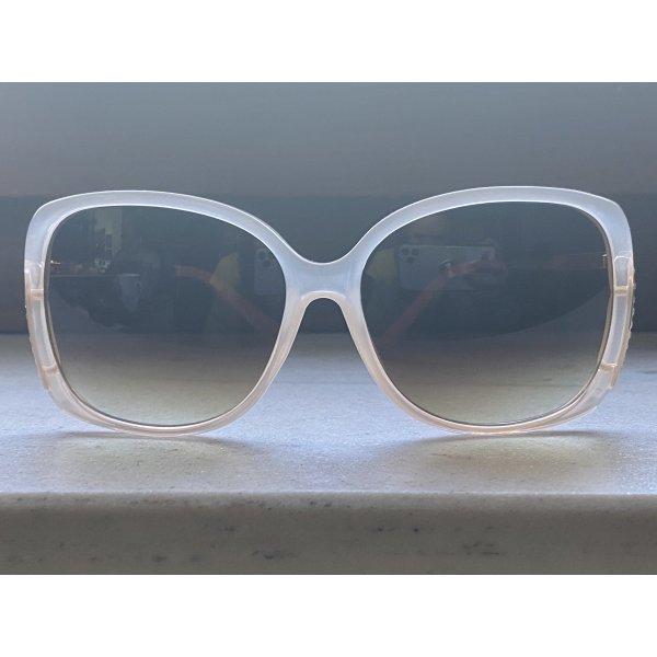 Steve Madden Angular Shaped Sunglasses rose-gold-coloured