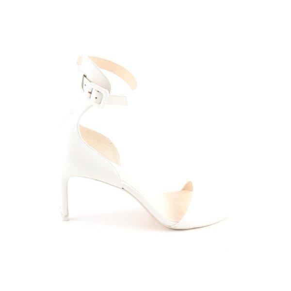 Sophia Webster High Heel Sandaletten weiß Elegant