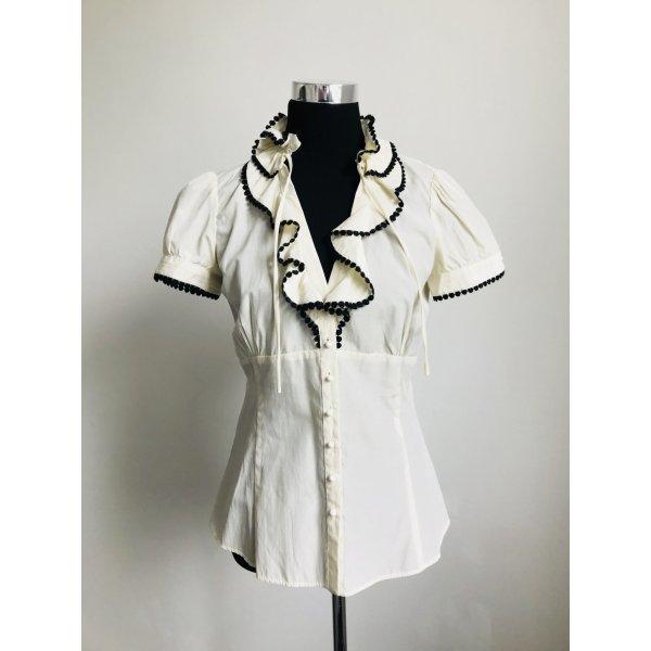 Spanische Bluse aus Spanien !!!!! Flamenco-Style 38/40