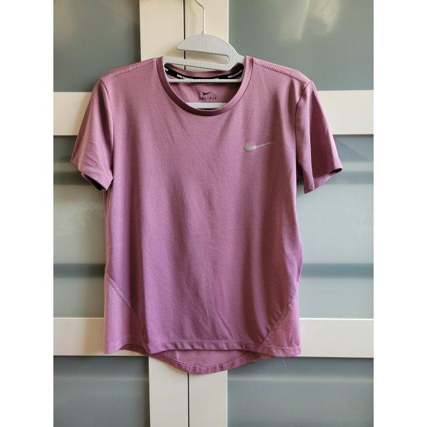 Sport Shirt Nike Dri-Fit, lila, Größe XS