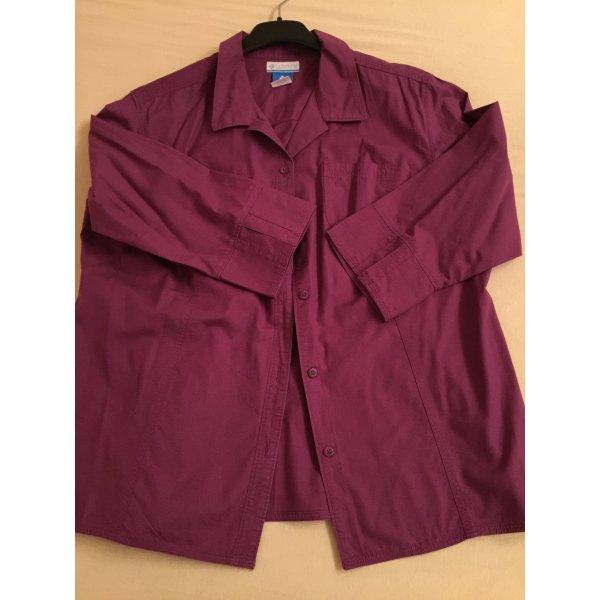 Sportliche Bluse von Columbia Gr. XL