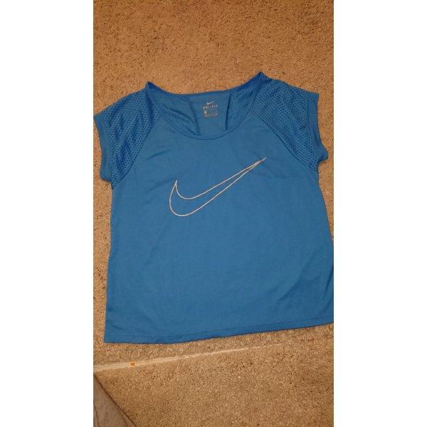 Nike Sporttop korenblauw