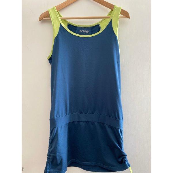 Sportshirt Kleid Trägershirt