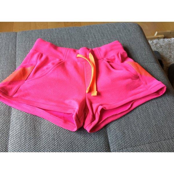 Sportshorts in der Farbe pink neu