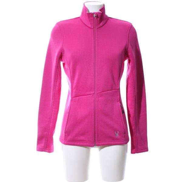 Spyder Sweatjacke pink Casual-Look