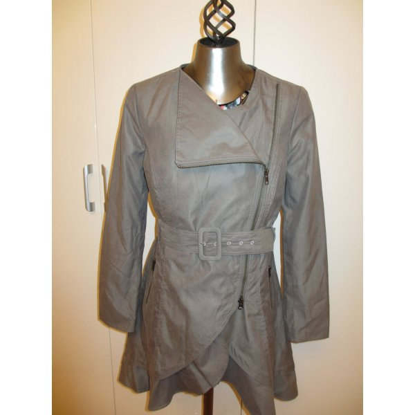 St-martins Frock Coat grey cotton