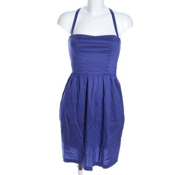 Stefanel Trägerkleid blau Elegant