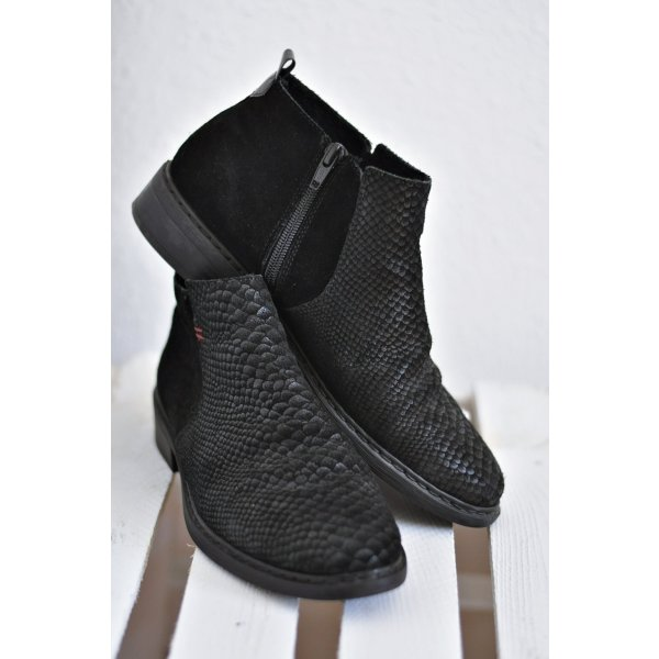 Stiefeletten / kurze Boots - Rieker